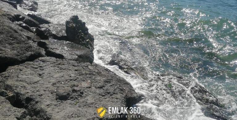 Mudanya Halitpaşa'da Denize Sıfır 3+1