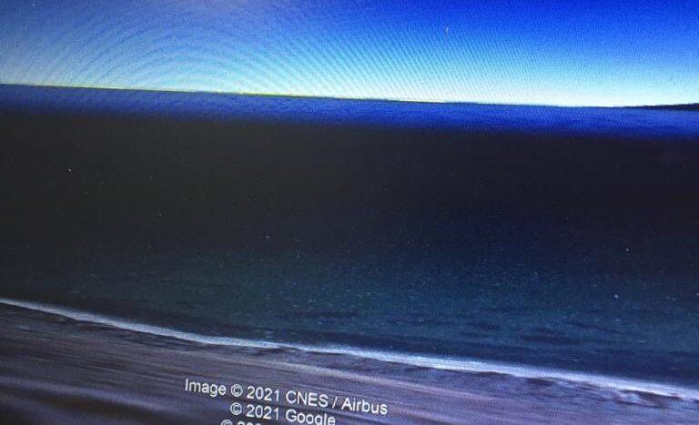 Mudanya Esence'de Deniz Manzaralı Tarla